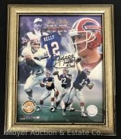 Jim Kelly Signed Photograph/Poster 8x10