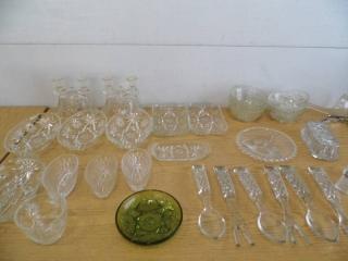 Glassware w/ Tote