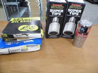 Exhaust Tips - Oil Seals