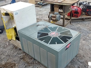 RHEEM MODEL RAKA036CAS AIR CONDITIONING UNIT, 3 PHASE, 300 PSIG