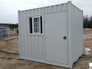 "(UNUSED) MOBILE OFFICE BUILDING, 9'...... L X 7'...... 4""...... W"
