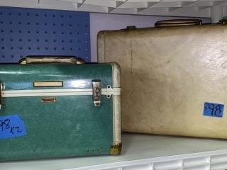 Vintage Suit Cases
