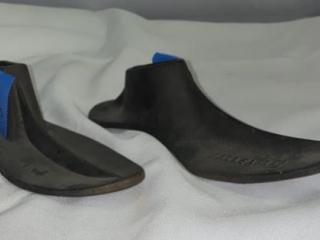 Cast Iron Shoe Sizers