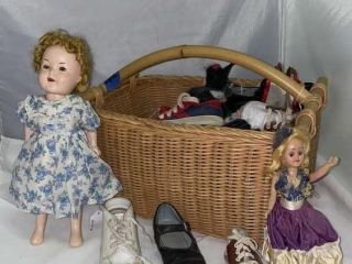 Dolls and Doll Shoes