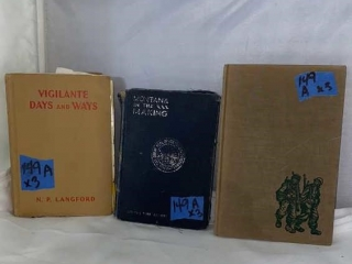 .Vintage Montana Books