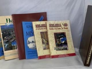 .Helena Montana Books
