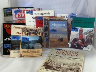 .Montana Historical Books