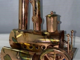 Locomotive Music Box