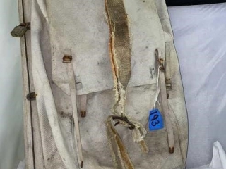Vintage Back Pack