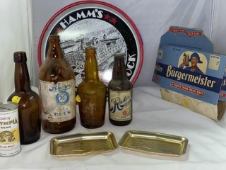 Vintage Beer Collection