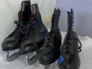 Man?s Hockey Skates