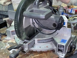Porter Cable Chop Saw