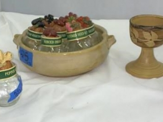 Shonfelds Spice Containers and Goblets