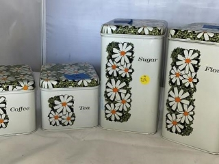 Cheinco Canisters