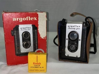 Vintage Argoflex Camera