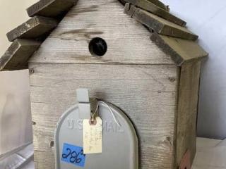 Mailbox/Birdhouse
