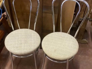 Two Diner Chairs