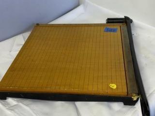 Eastman Kodak Paper Slicer