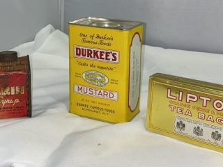 Vintage Food Supplies