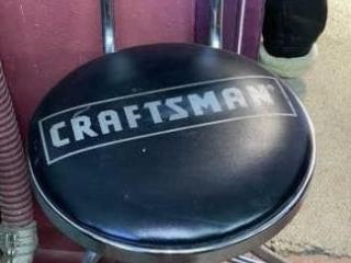 Craftsman Stool