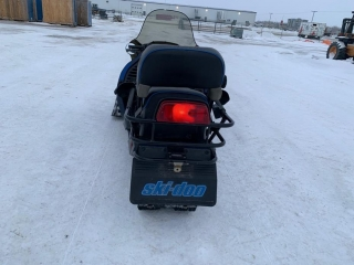 1997 Skidoo Grand Touring 700 SE VIDEO ADDED