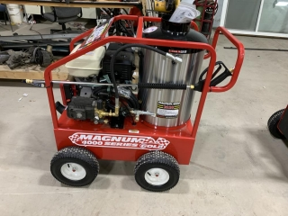 Unused Magnum 4000 Gold Hot Water Pressure Washer UNRESERVED