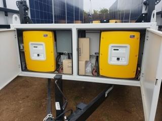 2012 SCT20 Hybrid - Mobile Solar Generator
