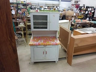Home Made Kitchen Cupboard Antique