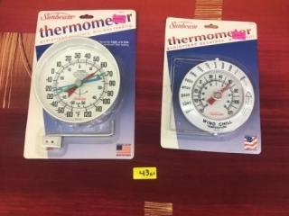 Sunbeam Thermometers