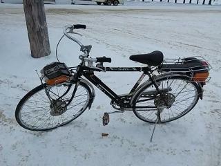 Sekine VX GTO 1977 5 Speed Bicycle