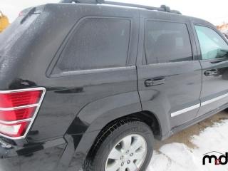 SALVAGE UNIT: 2010 Jeep Grand Cherokee SUV