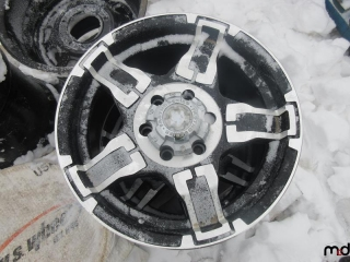 5 Rims (Unknown) UNRESERVED