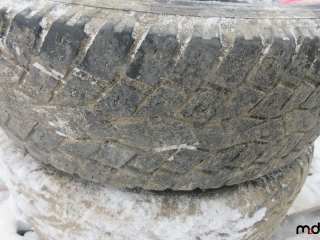 Toyo P265/70R17 Tires - BID PRICE IS PER TIRE MUST TAKE 2 TIMES THE MONEY UNRESERVED