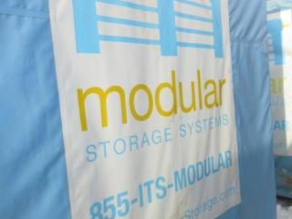 5' X 8' X 7' Modular Storage System UNRESERVED