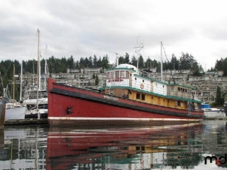 1905 Sea Lion VI Tug Boat VIDEO ADDED