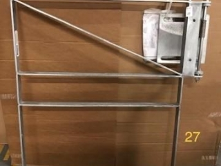 FABENCO FULL COVERAGE SAFETY GATE