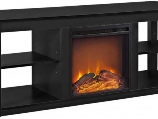 FIRE PLACE CONSOLE TV STAND