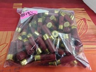 Federal 2.75 x 70mm, Shot Gun Shells, 12 gauge,