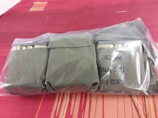 7.62 x 51 Nato Pouch, Lot of 60