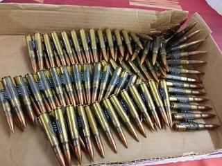 8 mm Mauser Belt of 100