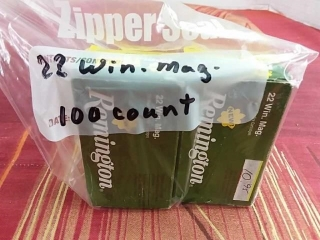 22 Win Mag, Lot of 100