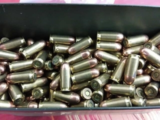 45 cal Auto, Lot of 550, with Case