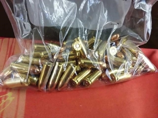 9mm, 5.12 Kg, Lot of Approx 400 with Case