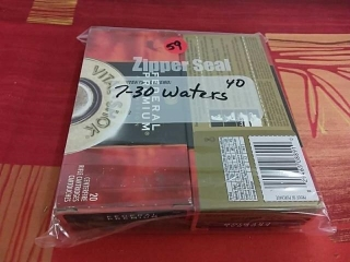 7-30 Waters, Lot of 40