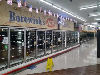 IGA Grocery Store Equip Liquidation Auction