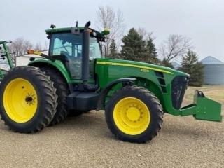 DAN & BARB TROCHLIL -VERY CLEAN JOHN DEERE FARM EQUIPMENT RETIREMENT AUCTION