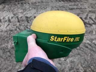 JOHN DEERE STARFIRE RECEIVER, S/N# PCGT01C515939, DATE CODE: 0836