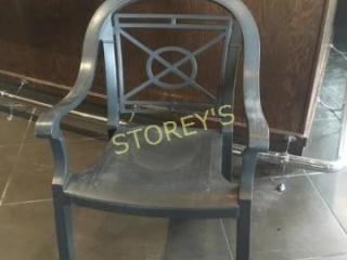Grosfillex Patio Arm Chair