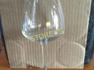 24 lG Wine Glasses