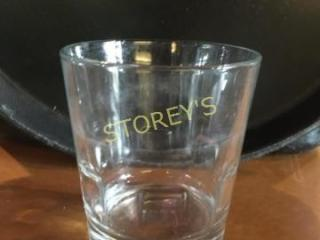 20 Libbey 12oz Old Fashion Glasses